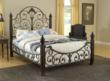 Metal Bed from Hillsdale Furniture