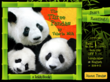 The Three Pandas iPad & iPhone Storybook Menu (English)