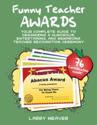 funny awards templates free