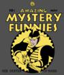nopooh SuperHeroes Amazing Mystery Funnies  Graphic Tee