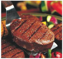 Omaha Steaks, electrical grounding products, promotion