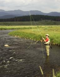 gI 70705 FLY FISHING 6131 crop Scenic, Lakeside Colorado Mountain Town Offers Budget Friendly Summer Activities    Grand Lake Makes Summer Vacation fun Affordable With $30 and Under Activities