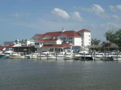 hotel, Chesapeake Beach, waterfront hotel, beach
