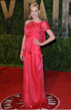 Kate Bosworth wearing Royal Asscher to the Vanity Fair Oscar Party