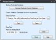 TimeSheet software database management