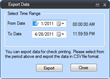 timesheet software export data