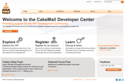 CakeMail Developer Community