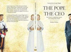 The Pope and the CEO by Andreas Widmer