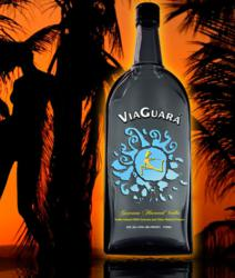 Guarana Flavored Vodka