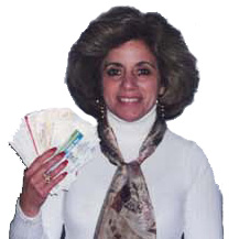 Susan Samtur, Coupon Queen