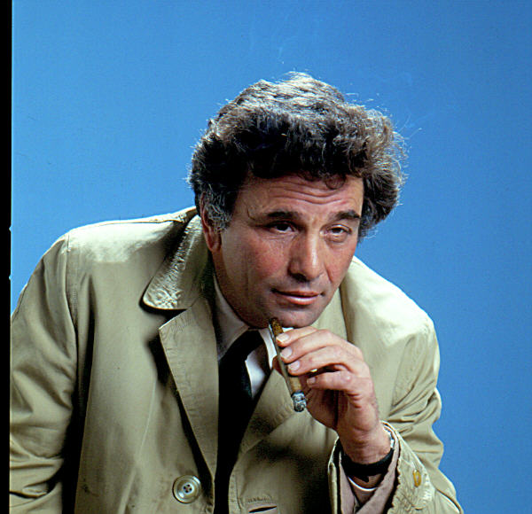 peter falk and columbo the final interview heard on the internet radio show tv time machine
