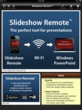 Slideshow Remote on iPad