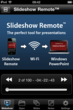Slideshow Remote on Retina display