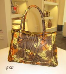 Python handbag, Collection Spring Summer 2011