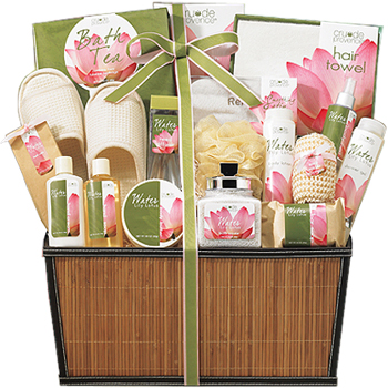 Mother's Day Gift Baskets Make an Entrance
