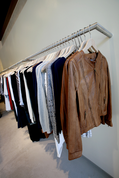 Vince clothing store