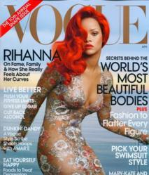 gI 72824 376738 rihanna vogue magazine april 2011 cover debut 300x351 North Valley Plastic Surgery Introduces a Radically New Treatment for a Non surgical, Non invasive Brow Lift and Facelift