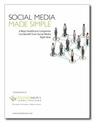 Social Media Made Simple is the free, easy-to-read guide that offers practical, pragmatic tips on how to incorporate social media into your advertising campaigns.