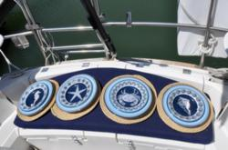 """""""By The Sea"""" Tabletop Collection from Dune Road Designs ($18-$60)"""