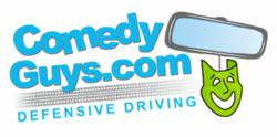 comedy guys defensive driving, texas driving safety classes and defensive driving online