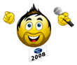 David Cook American Idol Smiley Emoticon