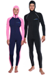 New generation Stinger Suits provide UPF50+ cover against the sun UV radiation and jellyfish stings