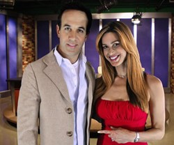 Ben Altadonna and Kristi Frank