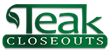 Teak Closeouts Continues to Expand With Their Move to the Former...