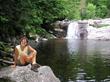 Buttermilk Waterfall