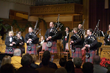 The Kevin Ray Blandford Memorial Pipe Band from Redlands, CA will return to the NY metro area to appear in the 17th annual Pipes of Christmas concerts.