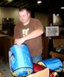American Sleeping Bag Factory, Sleeping Bag Factory, Exxel Outdoors, Haleyville, Alabama, sleeping bag, sleeping bags, American manufacturing, U.S. manufacturing, American jobs, American maufacturing jobs, Harry Kazazian, Armen Kouleyan