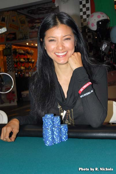 Celebrity Poker Tournament at Bartels' Route 66 in Marina