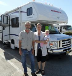 Australian Family 6 month RV Rental Adventure!