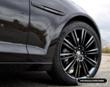 PermaChrome PVD OEM Wheels in Black Chrome (Jaguar)