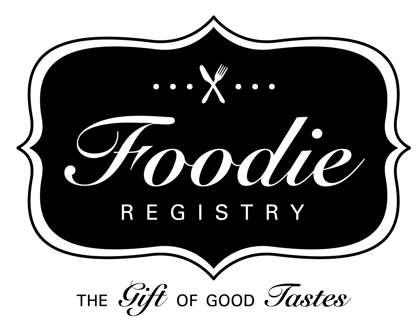 Wedding Gift Registry Logo: Foodie Registry Announces First-Ever Gift And Charitable
