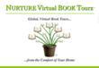 Nurture Book Tour, Nurture Virtual Book Tour, Book Tour, Virtual Tour, Nurture, Nurture Your BOOKS,