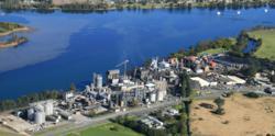 Shoalhaven One demonstration plant site near Sydney, Australia