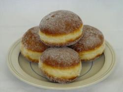 A Berliner Donut