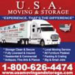 USA Moving and Storage is a Chicago moving company providing moving and storage services to consumers and businesses.