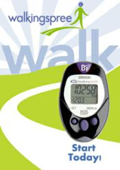 Corporate Walking Program