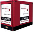 Simpler and safer portable storage solutions delivered right to your door!
