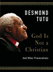 Jacket Image - God is Not a Christian by Desmond Tutu