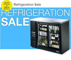 Refrigeration Sale