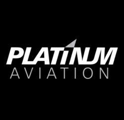 Platinum Aviation logo