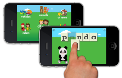 FirstWords by Learning Touch, kids apps, educational apps