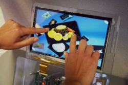MulTI-Touch Projected Capacitive Developer Kit