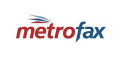 MetroFax Internet fax.