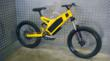 Bumble Bee Yellow Stealth Electric Bikes