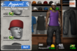 Customize your Rap Rivals character in the gear shop