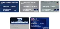 The Multi Service Suite of Aviation Fuel Cards